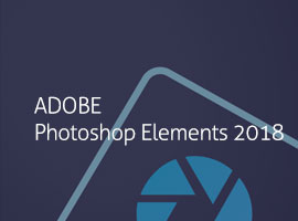 Adobe har lansert Photoshop Elements 2018