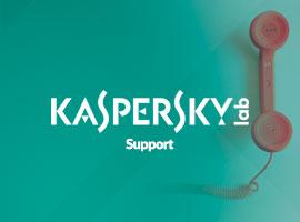 Kontakt Kaspersky online support