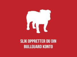 Slik oppretter du din BullGuard konto