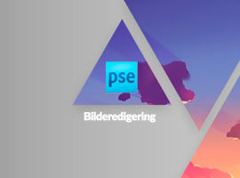 Bilderedigering med Adobe Photoshop Elements