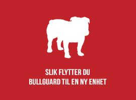 Slik flytter du BullGuard til en ny enhet