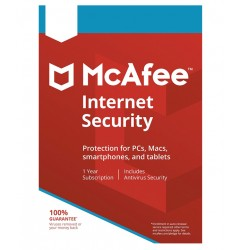 McAfee Internet Security Unlimited 2019