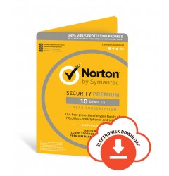 Norton Security 10 Devices mit Backup