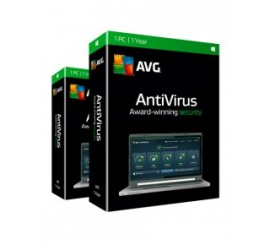 AVG AntiVirus 1 PC