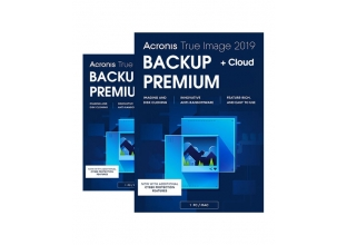 Acronis True Image Backup Advanced + 1TB