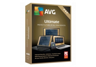 AVG Ultimate med VPN