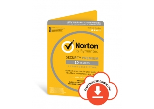Norton Security Premium til 10 enheder